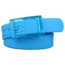 Silicone belt - Sky Blue