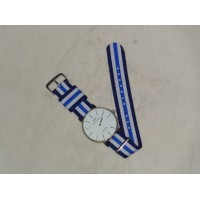 Look Matching Watch - Blue, White and Sky blue