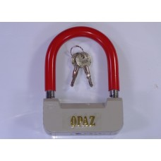 Big Padlock with Alarme for Cycle or Door