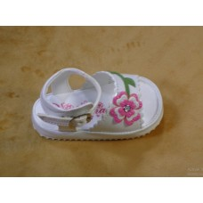Sandal for baby Girl with flower