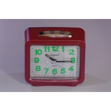Table alarm clock - Red