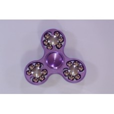 Hand spinner anti stress - Purple