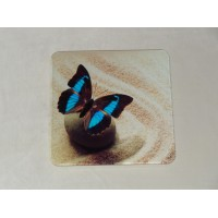 Extra Plat Bathroom Scale - Butterfly