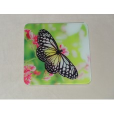 Digital Personal Scale with Butterfly Design
